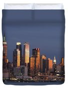 New York City, New York, United States Duvet Cover