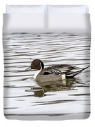 Northern Pintail Duvet Cover