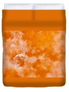 Orange 2 Duvet Cover