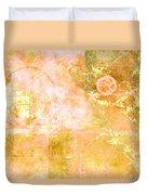 Orange Peel Duvet Cover