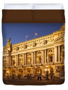 Palais Garnier Duvet Cover
