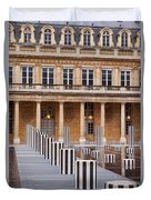 Palais Royal Duvet Cover