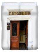 Paris Hotel Duvet Cover