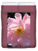 Pastel Petals Duvet Cover