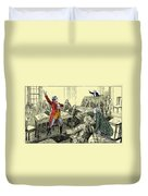 Patrick Henry, Virginia Legislature Duvet Cover