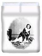 Pauline Cushman (1833-1893) Duvet Cover