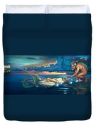 Pavane For A Dead Princess Duvet Cover
