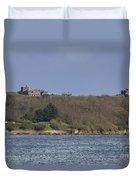 Pendennis Castle  Duvet Cover