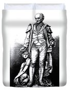 Philippe Pinel, French Physician Duvet Cover