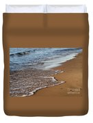 Pictured Rocks National Lakeshore Duvet Cover