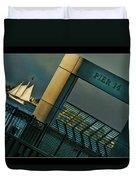 Pier 14 Duvet Cover