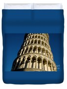 Pisa Tower Duvet Cover