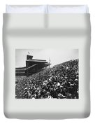Pittsburgh: Forbes Field Duvet Cover