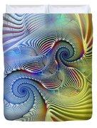 Playful Art Duvet Cover