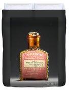 Poison, Circa 1900 Duvet Cover