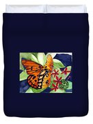Precocious Butterfly Duvet Cover