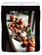Pumpkins  Duvet Cover