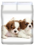 Puppies Duvet Cover