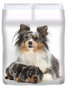 Puppy Pals Duvet Cover
