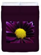 Purple Jewel Duvet Cover