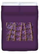 Queen Victoria Lily Duvet Cover