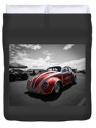 Race Ready Duvet Cover