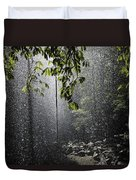 Rainforest, Bellingen, Australia Duvet Cover