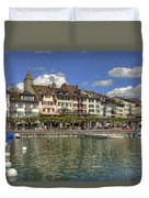 Rapperswil Duvet Cover