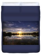 Reflections Of Beauty  Duvet Cover