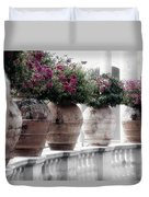 Ringling Courtyard Duvet Cover
