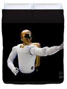 Robonaut 2, A Dexterous, Humanoid Duvet Cover