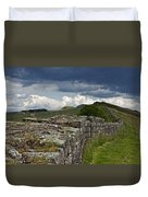 Roman Wall Country Duvet Cover