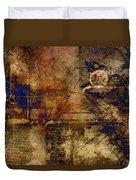 Royal Gold Duvet Cover