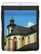Saint Mary Magdalene Church  Duvet Cover