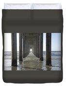 Scripps Pier La Jolla California 5 Duvet Cover