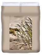 Sea Oats Duvet Cover