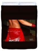 Sexy Body Duvet Cover