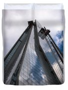 Shard Duvet Cover
