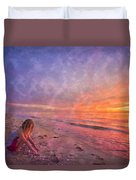 Shelling Duvet Cover