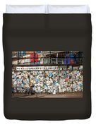 Shrine To Ianto Duvet Cover