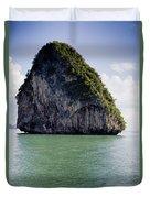 Si Phang-nga National Park Duvet Cover