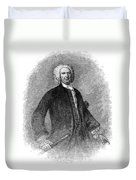 Sir William Pepperell Duvet Cover