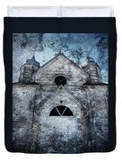 Skies And Stones  Duvet Cover
