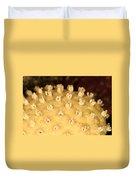 Skunk Cabbage Flower Duvet Cover