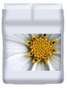 Sonata Cosmos White Duvet Cover