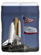 Space Shuttle Endeavour Duvet Cover