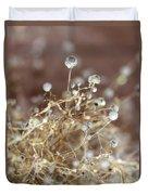 Spore Duvet Cover