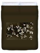 Spring Clover Duvet Cover