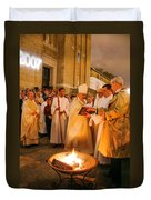 St James Cathedral Duvet Cover