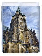 St Vitus Cathedral - Prague Duvet Cover